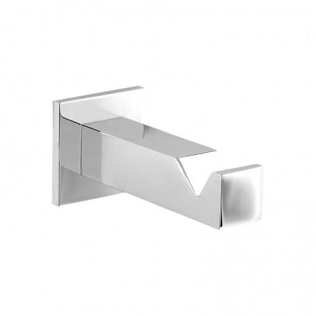 Appendi abito da bagno  linea Picasso in ottone cromato - accessori bagno
