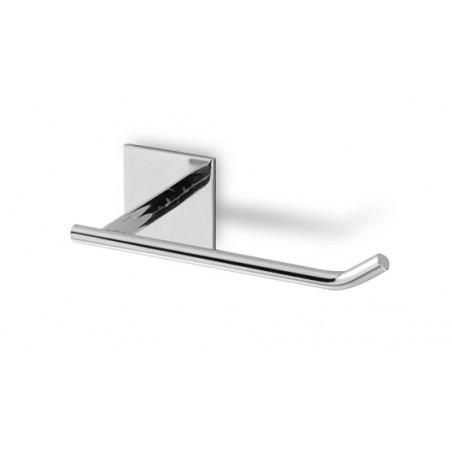 Porta carta - porta rotolo da bagno da incollo linea Desire in ottone cromato - accessori bagno