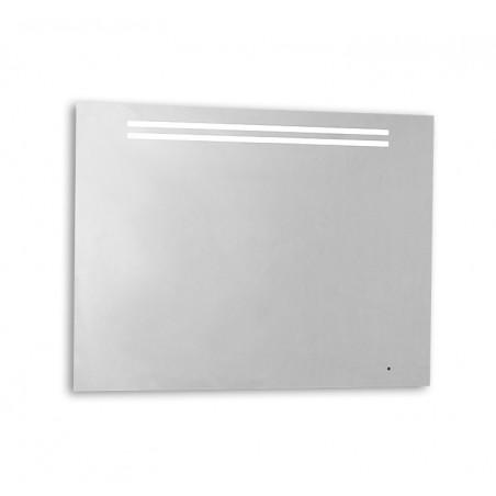 Specchio da bagno con illuminazione Led integrata e interruttore ottico
