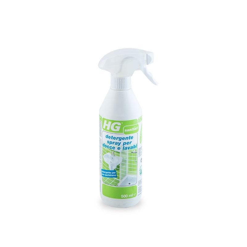 Detergente bagno sanitari e piatti doccia