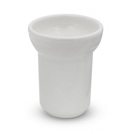 Ricambi accessori bagno - ricambio porta bicchiere ceramica