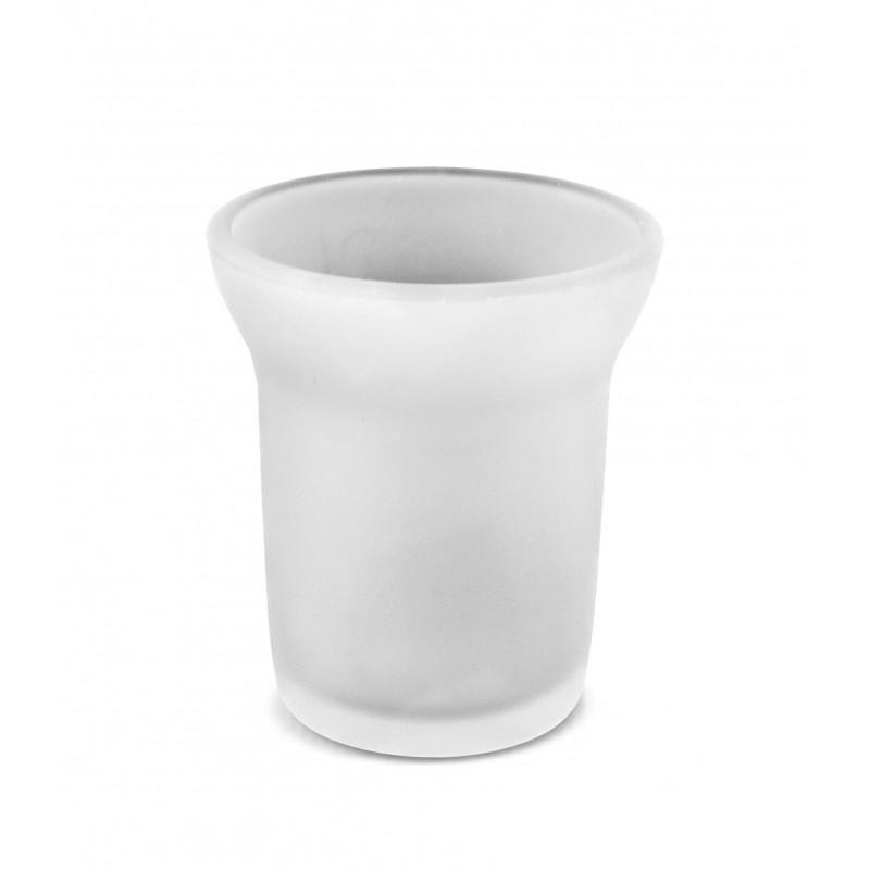Ricambio vetro bicchiere bagno