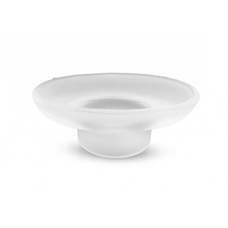 Ricambio vetro sapone bagno ovale