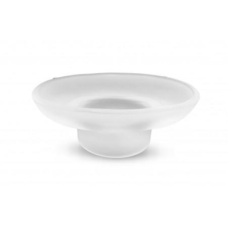Ricambio vetro sapone ovale - ricambi accessori bagno