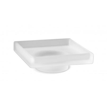 Ricambio vetro sapone bagno quadrato - ricambi accessori bagno