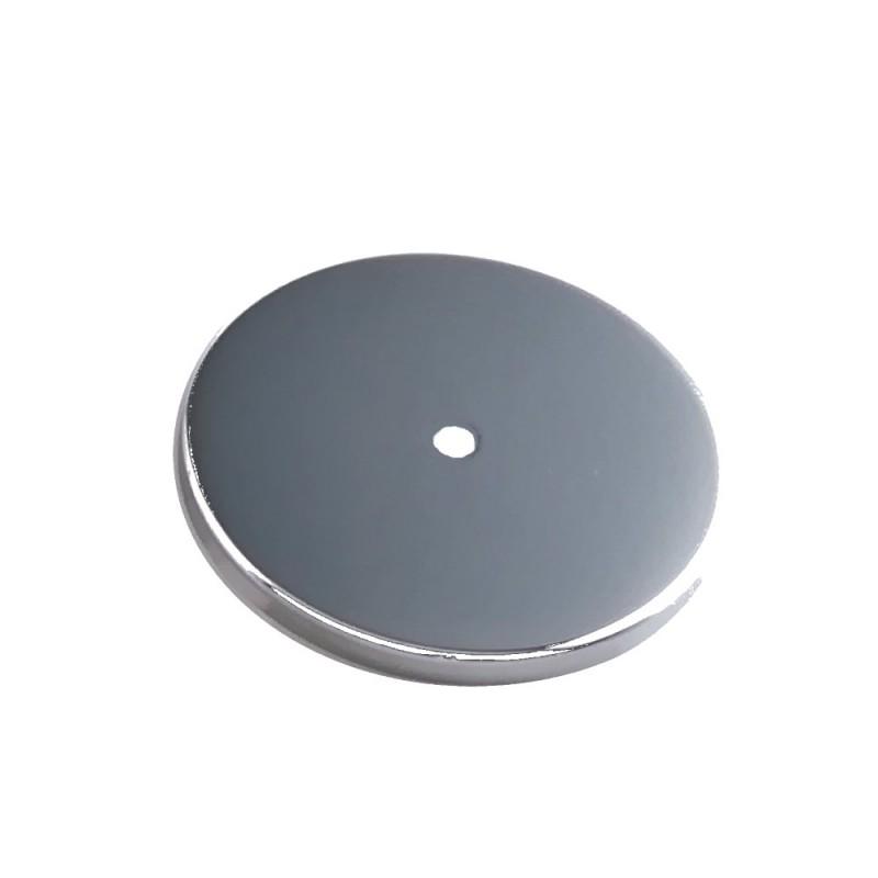 Ricambio coperchio scopino bagno - wc ottone cromato - ricambi accessori bagno