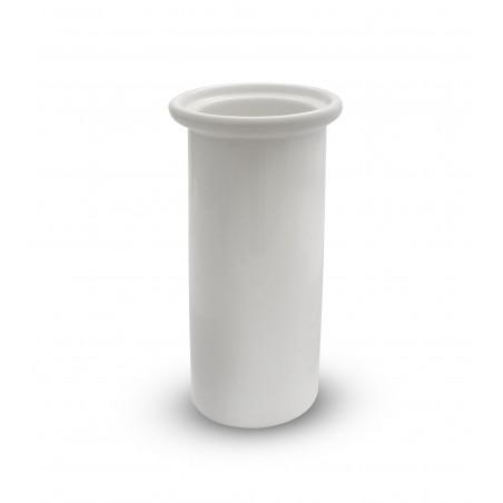 Scopino bagno tazza ceramica bianca - ricambi scopino bagno