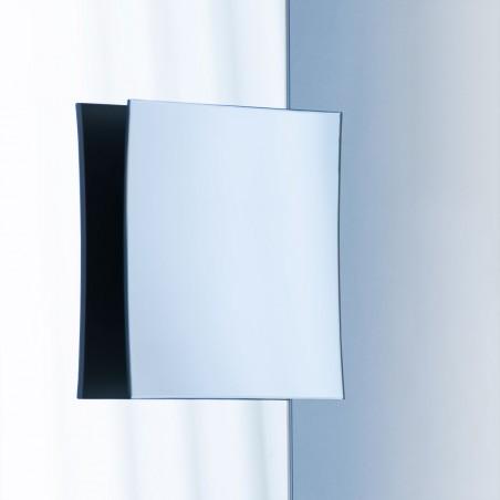 Specchio magnetico ingranditore quadrato - ingrandimento 2x