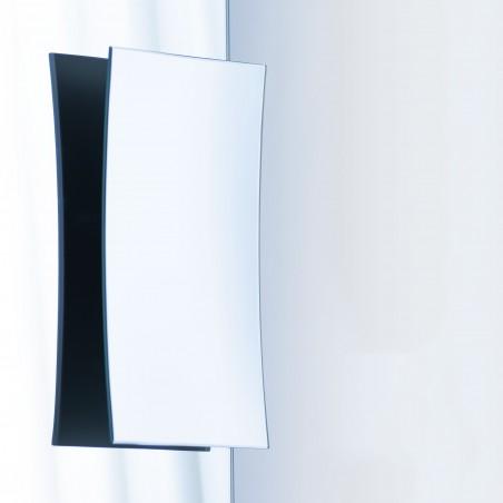 Specchio magnetico ingranditore rettangolare - ingrandimento 2x